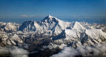 Everest - landscape