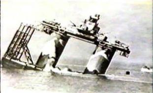 Sealand sinking
